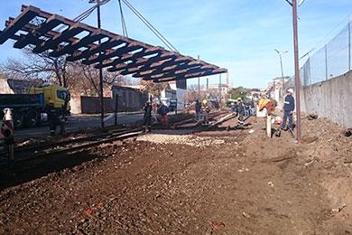 PROYECTOS Y CONSTRUCCIÓN DE DESVÍOS